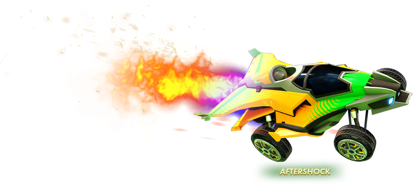 New Vehicle - Aftershock